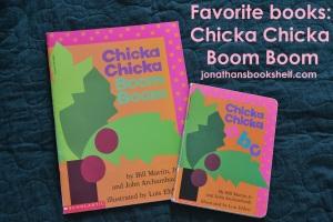 Chicka Chicka Boom Boom | jonathansbookshelf.com
