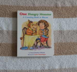 One Hungry Monster | jonathansbookshelf.com